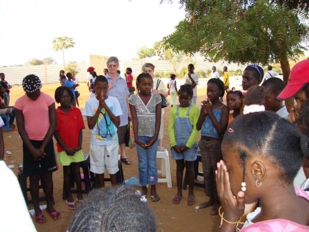 Angola - Presença Pastoral