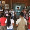 Familia e comunidade - oração e agradecimento a Deus