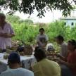 Almoço e visita de D. Erwin Krautler