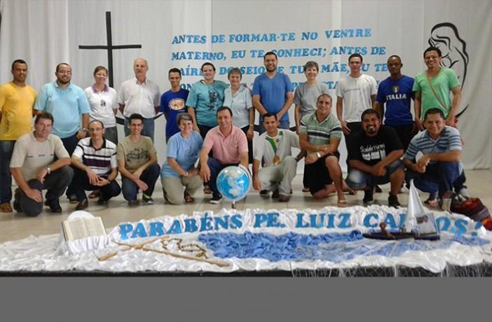 Presença na Paróquia de S. Miguel do Iguaçu