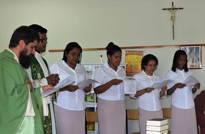 Admissão de Noviças