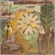 Claustro da Casa-Mãe e o Relógio de autoria de Irmã Euphemia Blaske