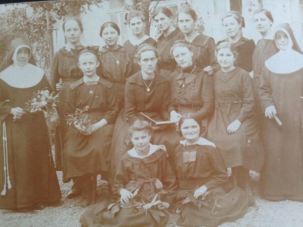 A educação das moças de Ingolstadt