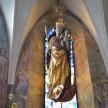 A Virgem de Landshut - Imagem conservada na Capela do Gnandenthal
