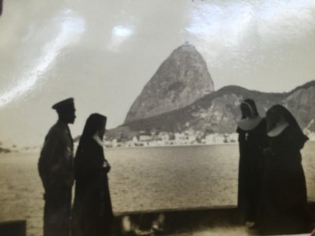 Chegada das Irmãs ao Rio de Janeiro