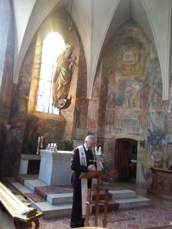 Pe. Josef Blomenhofer, da Diocese de Eichstätt