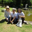 Irmãs Missionárias no Parque da Águas (Caxambu)