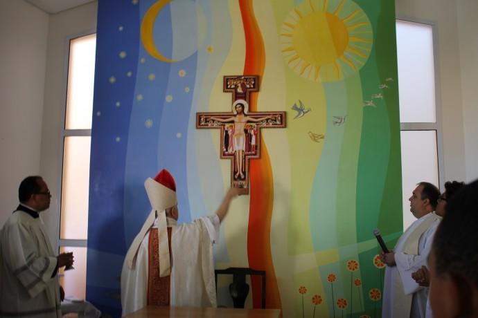 Benção do Crucifixo