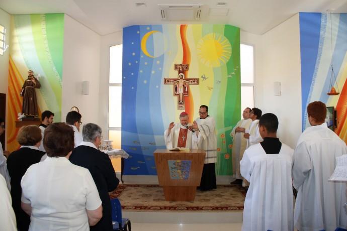 Benção do Altar
