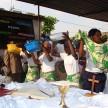 Celebração Eucarística na Paroquia São Marcos - Angola