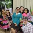 Momentos festivos com aspirantes, noviças e vocacionadas