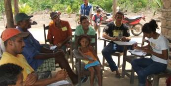 Menino Jesua - Familia e comunidade