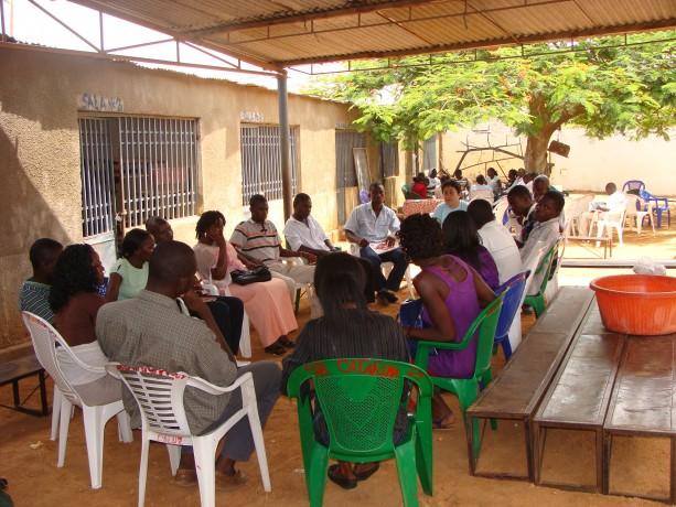 Missão África - Angola
