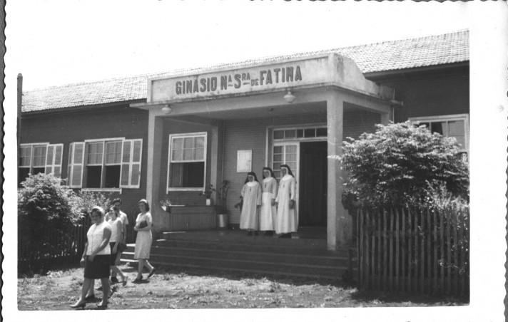 Colégio Nossa Senhora de Fátima em São Miguel do Iguaçu - PR