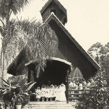 Antiga capela do lar