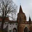Kreuztor - Fragmento da antiga muralha de Ingolstadt