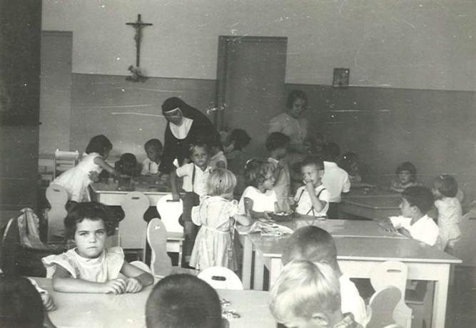 Presença entre os alunos desde os primórdios