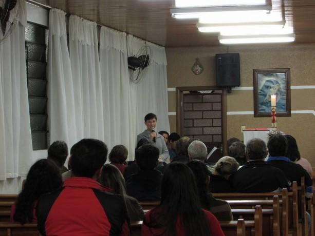 Depoimento de Irmã Delva - Comunidade de N. S. de Guadalupe