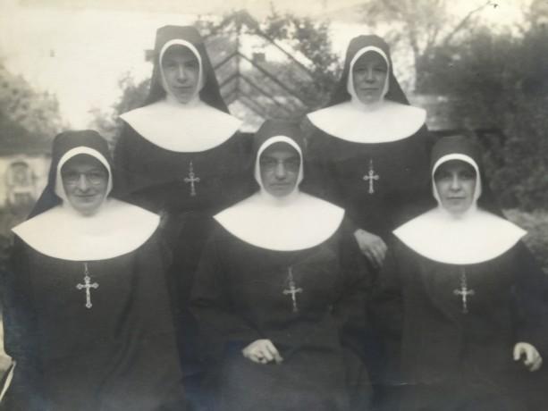 Nossas Irmãs pioneiras