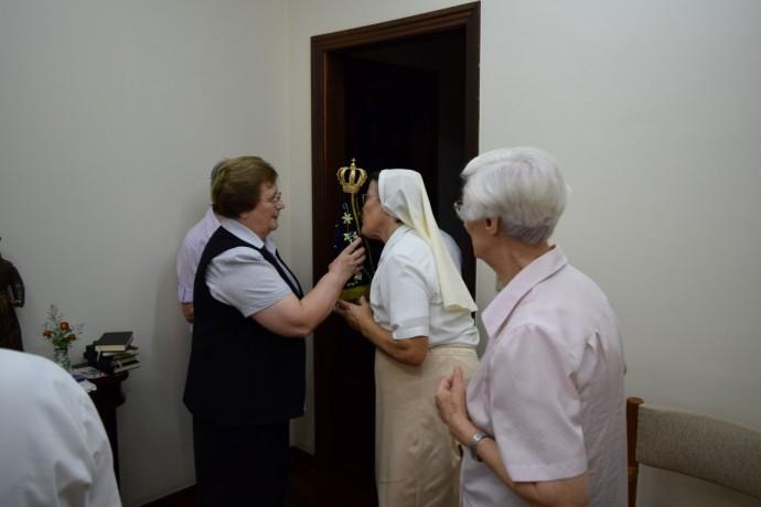 Visita da Imagem na Sede Regional