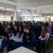 Estudantes do Colégio Estadual Espírito Santo